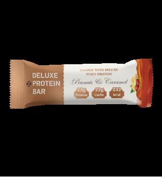 Deluxe bar peanuts & caramel