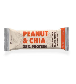 Peanut & Chia bar