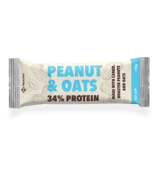 Peanut & Oats bar