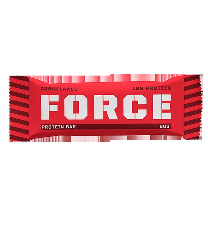 Force bar cornflakes