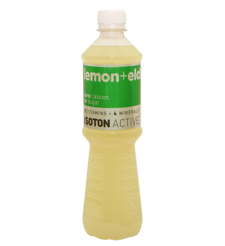 Isoton Active Elder & Lemon