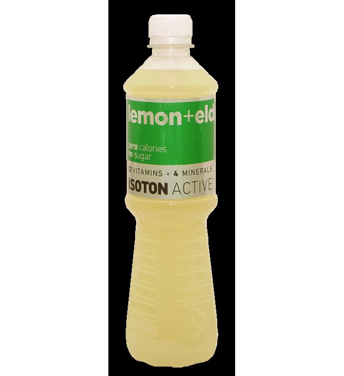 Isoton Active Бъз и Лимон