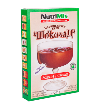 Nutrimix Milk-egg Chocolate cream