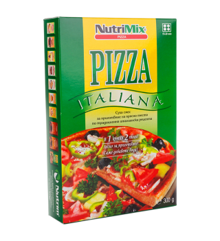 Nutrimix Pizza Italiana