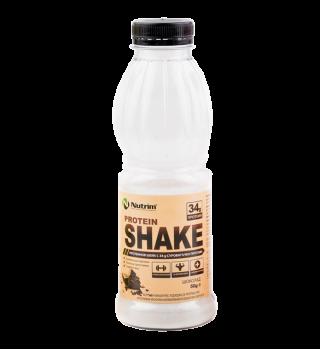 Rtd whey protein shake