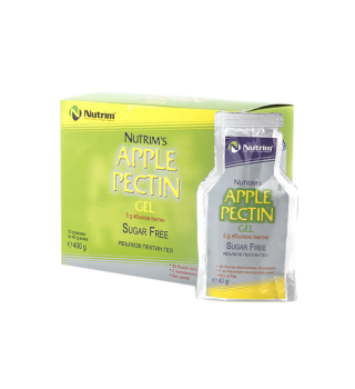 Apple pectin gel
