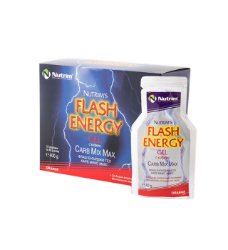Flash energy gel